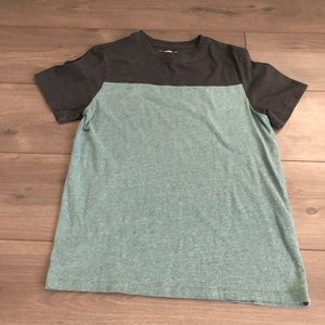 Grey/Light Blue T-Shirt